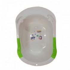 READY STOCK BEBECOM Baby Spa Bath Tub with Stopper