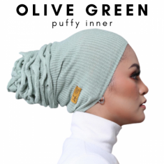 Puffy - Olive Green