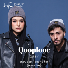 Qooplooc -  Grey