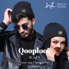 Qooplooc -  Black