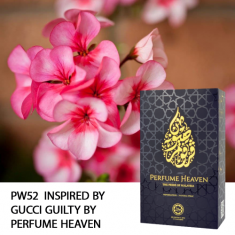 INSPIRED BY GUILTY WOMEN BY PERFUME HEAVEN