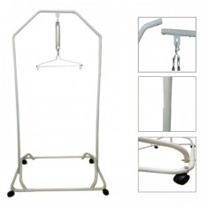 Baby Spring Cot Cradle Stand Only Easy Dismantle