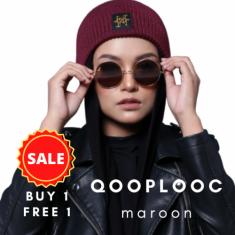 Qooplooc -  Maroon