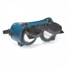 Dual Lift Front Welding Goggle with Shade 5 Lens