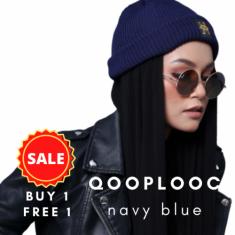 Qooplooc -  Navy Blue