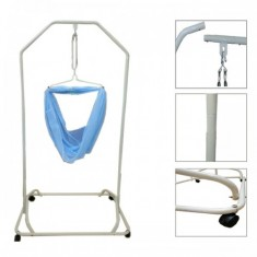 Baby Spring Cot Cradle Easy Dismantle Full Accessories