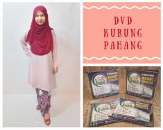 DVD BAJU PAHANG