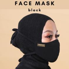 Face Mask - Black
