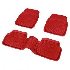 3D® UNIVERSAL Floor Liner (Red) - Perodua Myvi (2005-2017)