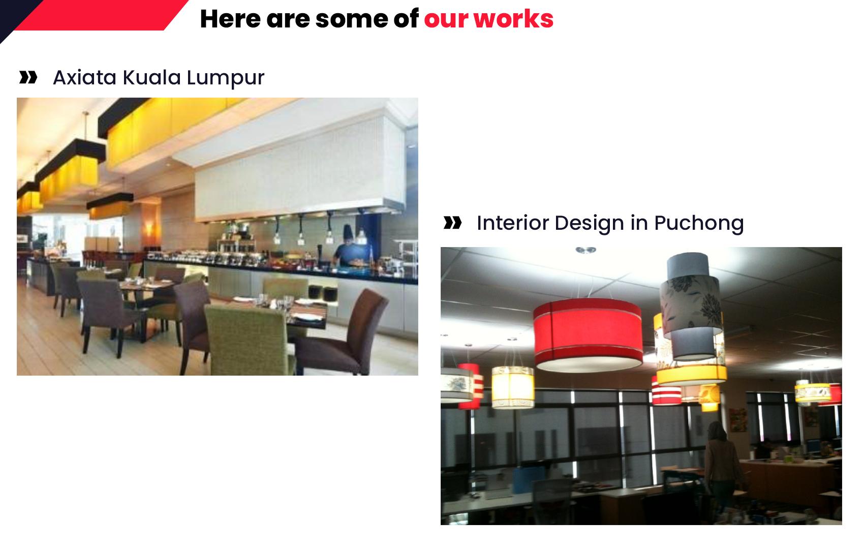 Kapoor Lamps Custom Made Lightings Shades Office Kuala Lumpur Selangor