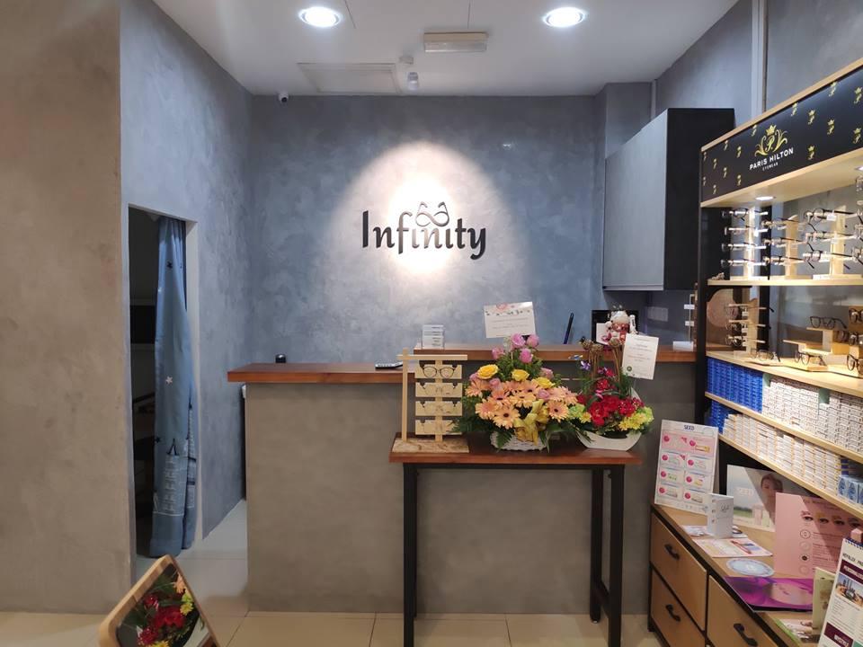 Vasari project at Infinity Optometrist, Suria Sabah