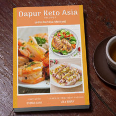 Dapur Keto Asia Volume 1 - Ebook
