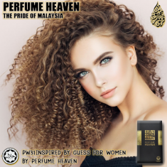 INSPIRED BY GUESS FOR WOMEN BY PERFUME HEAVEN