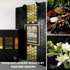 30ml (PW26) KUFI ASWAD WOMEN BY  PERFUME HEAVEN