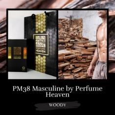 30ml (PM38) MASCULINE BY  PERFUME HEAVEN