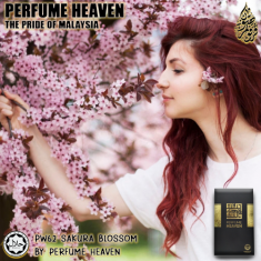 SAKURA BLOSSOM BY PERFUME HEAVEN