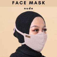Face Mask - Nude