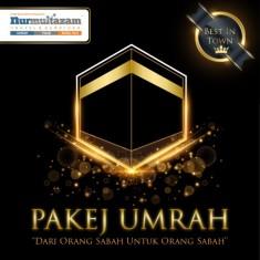 Deposit Pakej Umrah