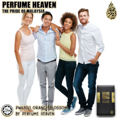 ORANGE BLOSSOM BY PERFUME HEAVEN