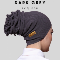 Puffy - Dark Grey