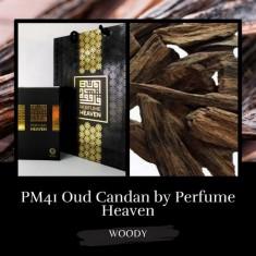 30ml (PM41) OUD CANDAN BY  PERFUME HEAVEN