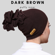 Puffy - Dark Brown