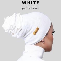 Puffy -  White