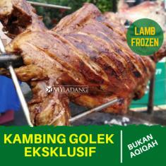 KAMBING GOLEK EKSKLUSIF (PROMOSI HEBAT)