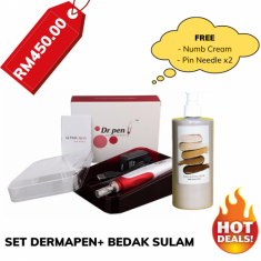 Dermapen Dan Bedak Sulam By Sally Daughter