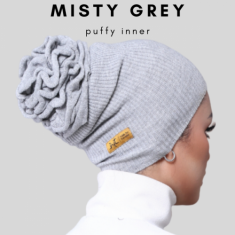 Puffy - Misty Grey