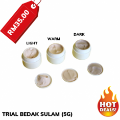 Trial Bedak Sulam By Sally Daughter