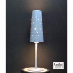 Modern Slim metal table lamp/lampu meja