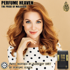 INSPIRED BY BURBERRY BRIT  BY PERFUME HEAVEN