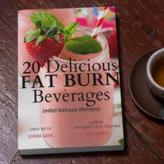 20 Delicious Fat Burn Beverages (Edisi Bahasa Melayu)