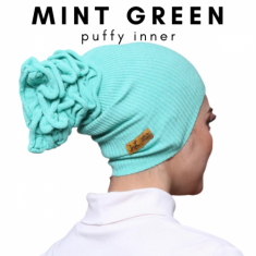Puffy - Mint Green