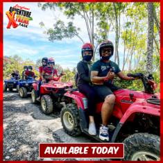 ATV Kilim Geoforest Park Adventure (30 Min)  (Doule/R)