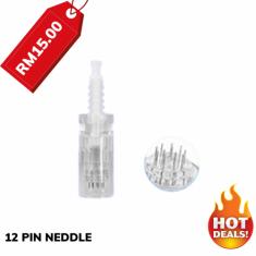 12 Needle Pin DermaPen
