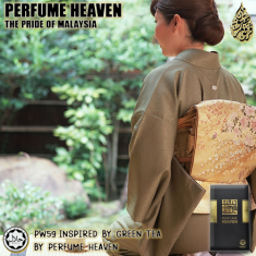 INSPIRED BY GREEN TEA BY PERFUME HEAVEN