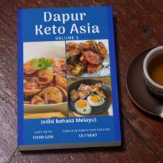 Dapur Keto Asia Volume 2 - Ebook