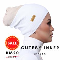 Cutesy -  White