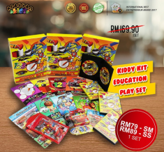 Arayyan Kids Edu Play Set
