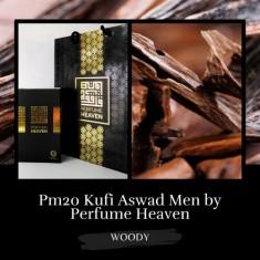 30ml (PM20) KUFI ASWAD MEN BY  PERFUME HEAVEN